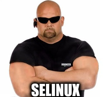 SELinux - the 800 pound gorilla