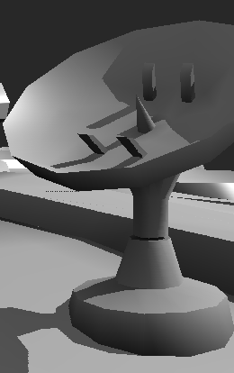 Raycasted Shadows